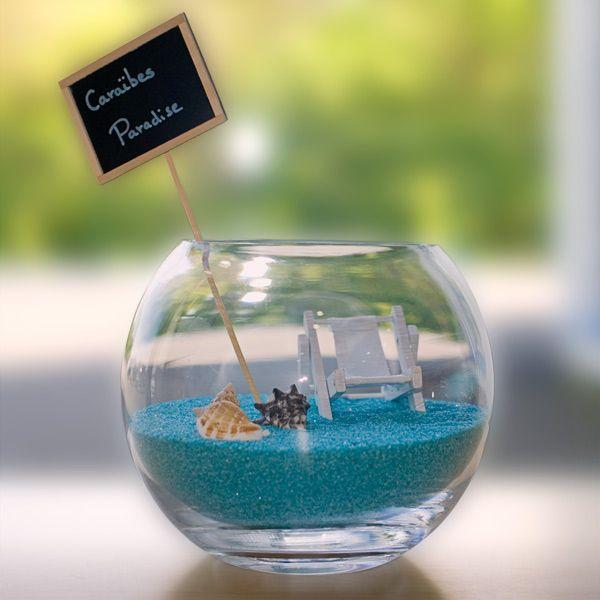 D coration artisanale plage recherche google d coration tables mariages pinterest - Decoration theme plage ...