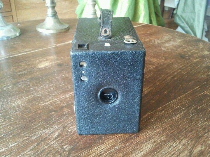 My Kodak No.2 Hawkeye model B