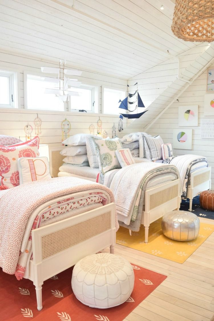 Diy Bunk Beds For Girls Room Teenagers