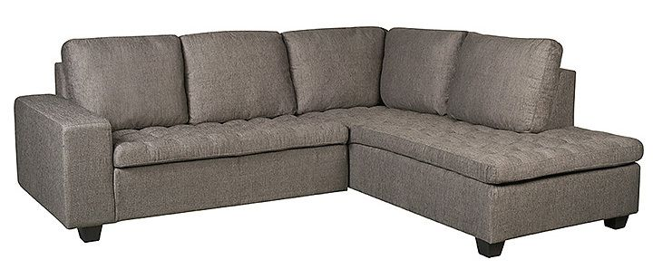 Travis Corner Sofa From Urban Barn   Perfect Ass To Knee Ratio For Short  People.