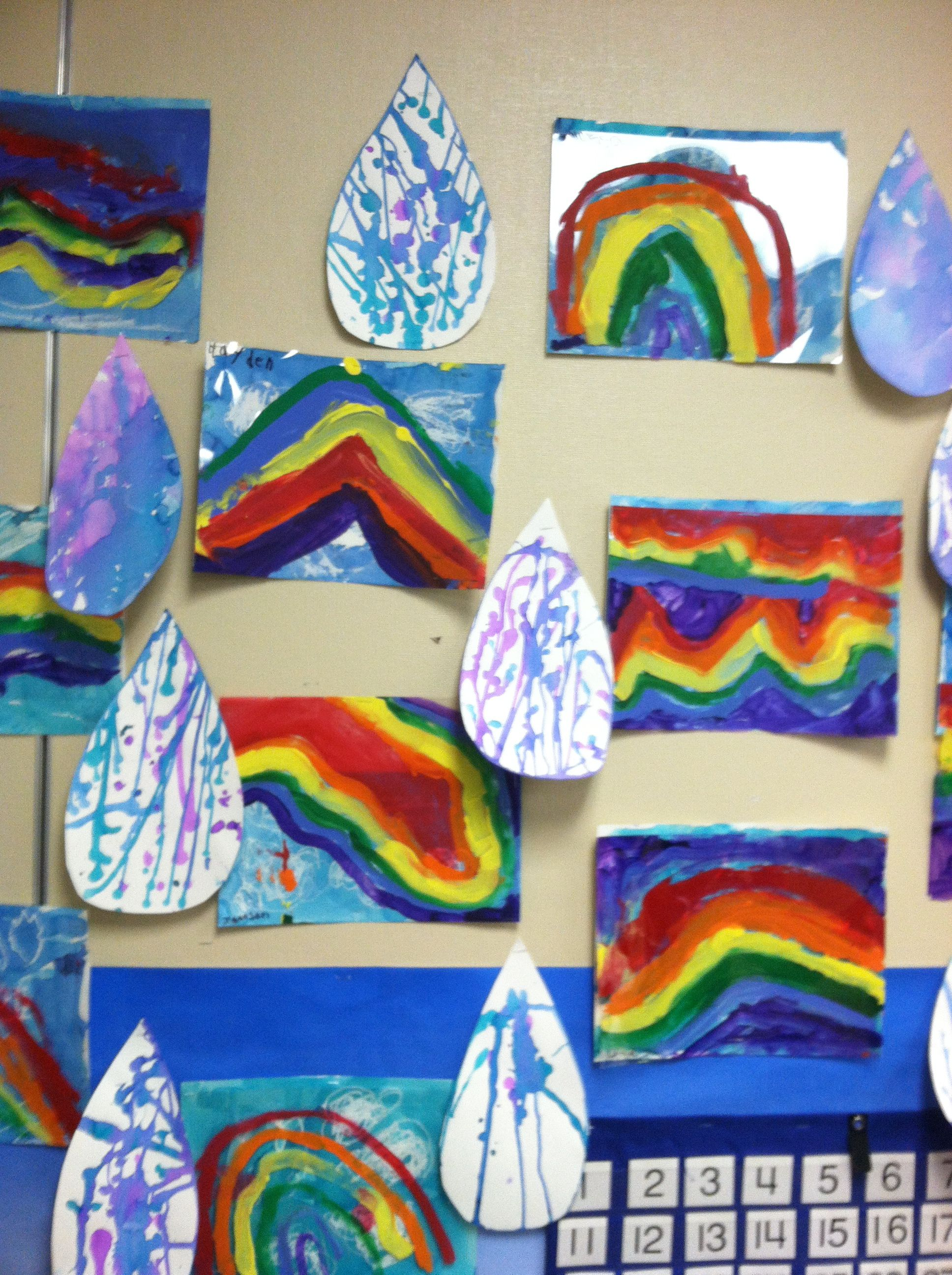 weather art projects for preschoolers kindergarten literacy lessons all about weather 801