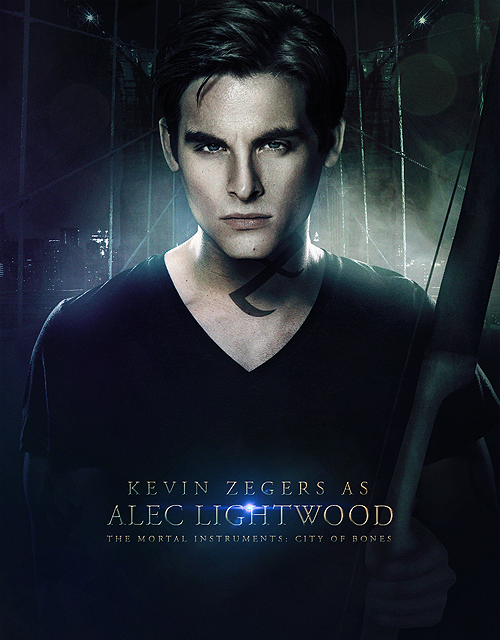 Kevin Zegers As Alec Lightwood The Mortal Instruments City Of Bones The Mortal Instruments City Of Bones Kevin Zegers