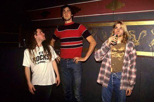Kurt Cobain, Chicago, April 1, 1990