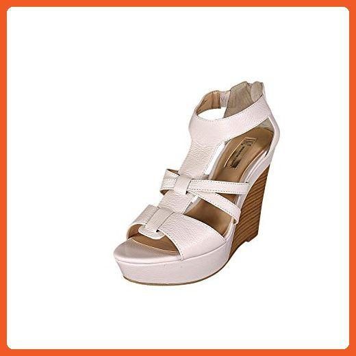 Inc International Concepts Cressida Women Us 10 White Wedge Sandal Sandals For Women Amazon Partner White Wedge Sandals Leather Wedge Sandals Wedge Sandals