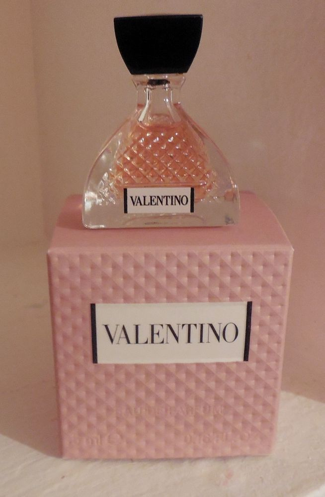 VALENTINO  EAU de PARFUM MINIATURE  .16oz/5ml Mini IN BOX