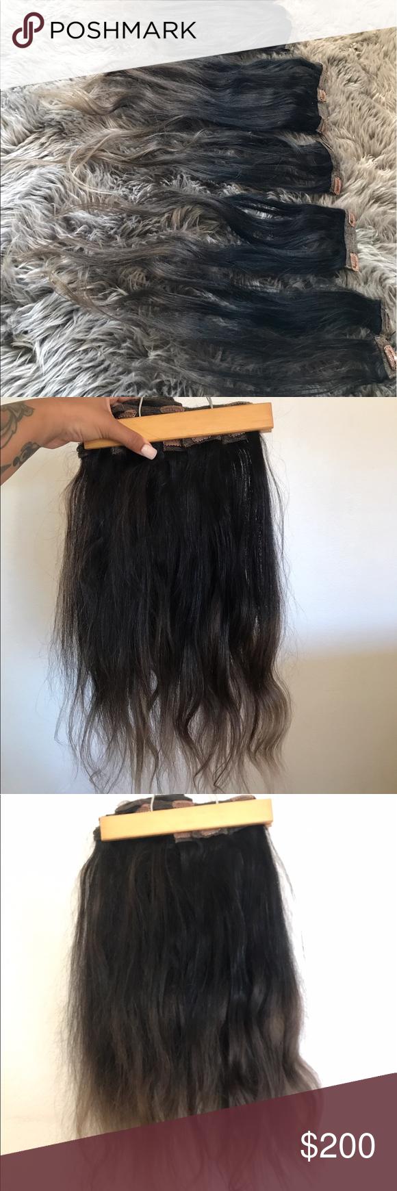 Bellami Ombre Hair Extensions