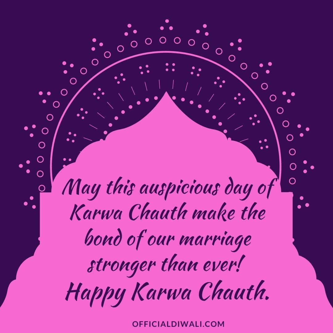 Happy Karwa Chauth In 2020 Happy Karwa Chauth Message Quotes Wishes Messages
