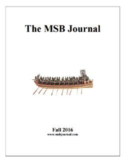 2016 fall issue now published the msb journal galeones pinterest 2016 fall issue now published the msb journal publicscrutiny Image collections