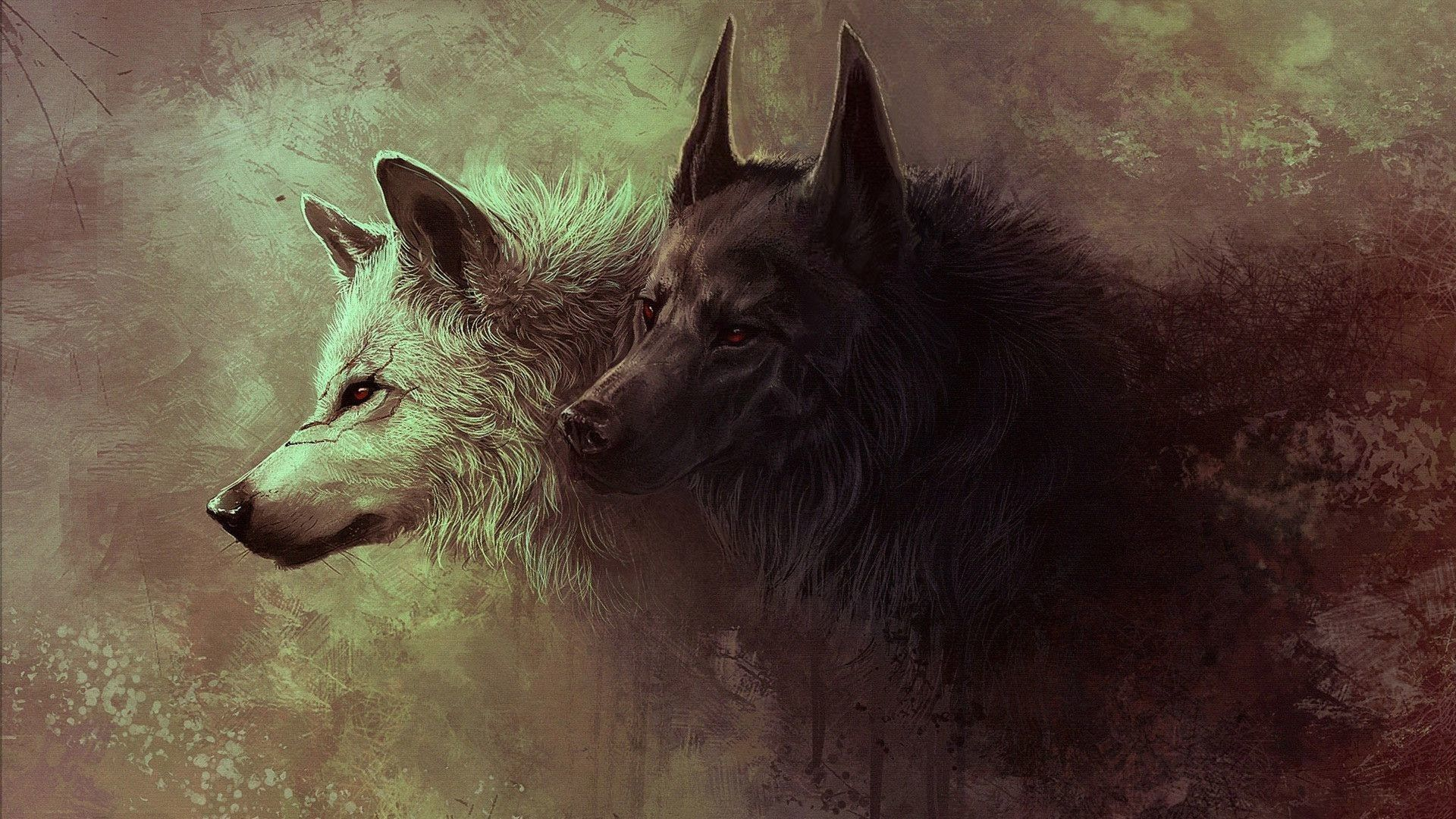 Wolves Wallpaper In 2020 Wolf Wallpaper Wolf Painting Animal Wallpaper