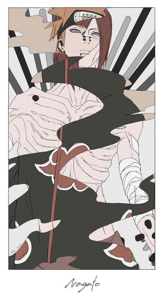 Naruto's Akatsuki | One Shots - Pain: My Goddess