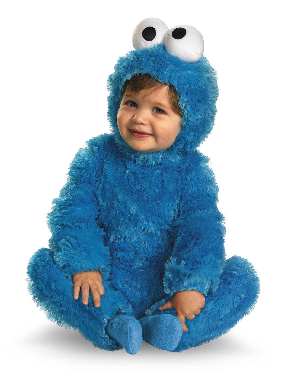 Toddler\u0027s Cookie Monster Sesame Street Costume