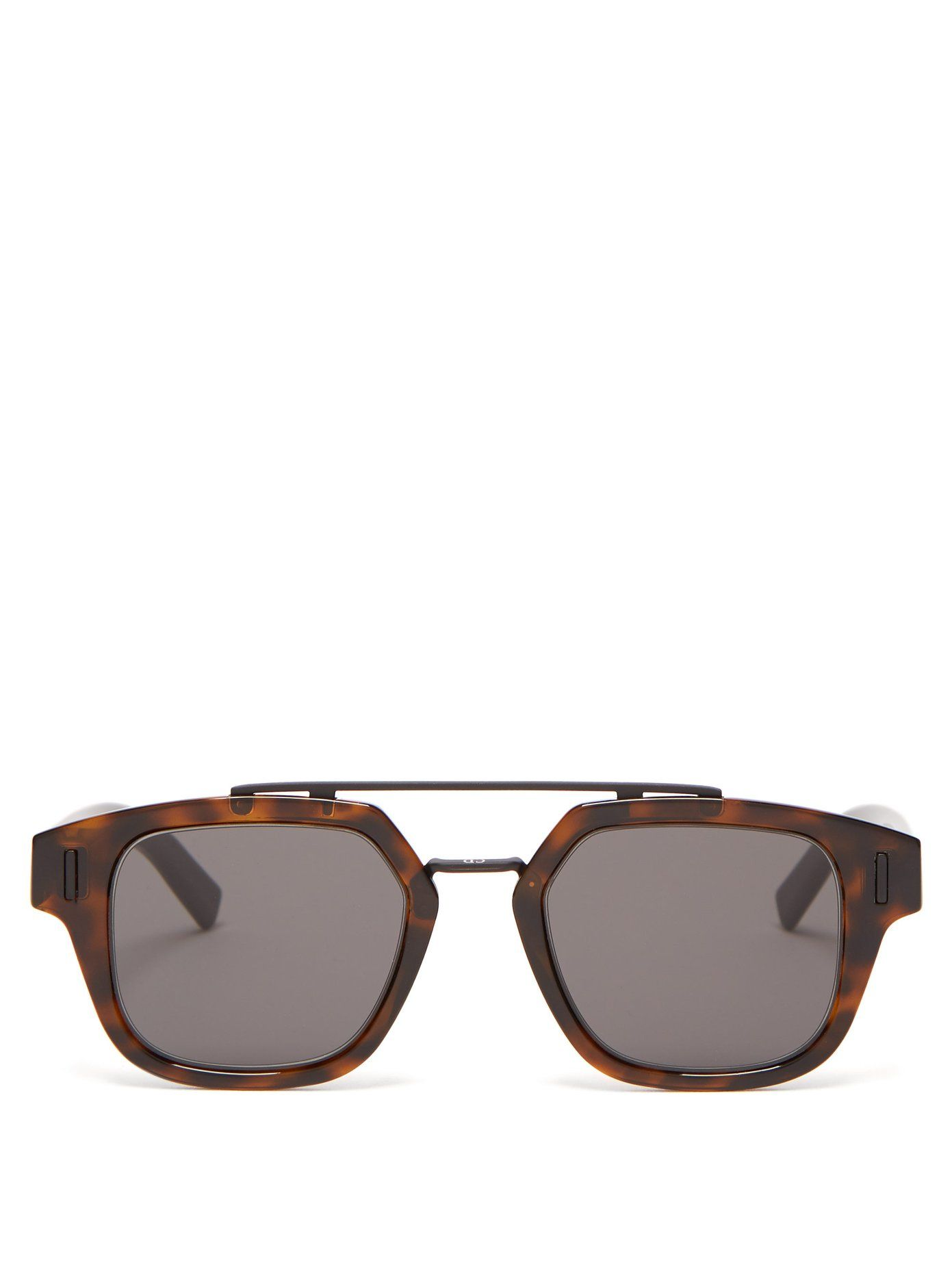 9bbe59a75b8cc DiorFraction1 acetate and metal sunglasses