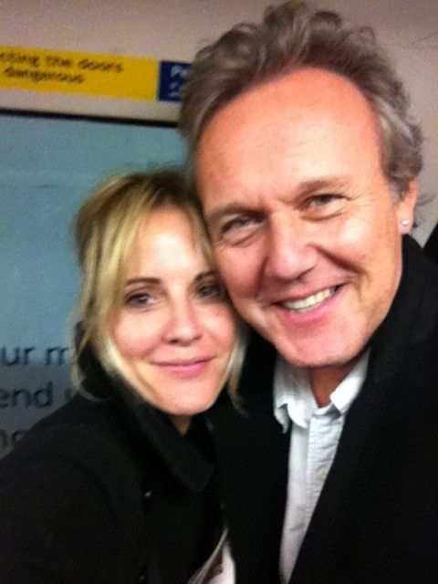 Emma Caulfield Anthony Head Anthony Head Emma Caulfield