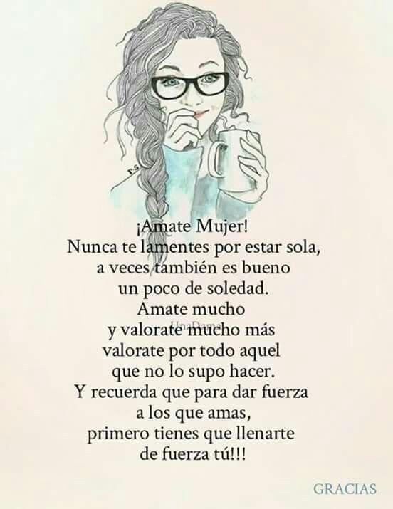 Amarse Uno Mismo Principio De Todo Frida Quotes