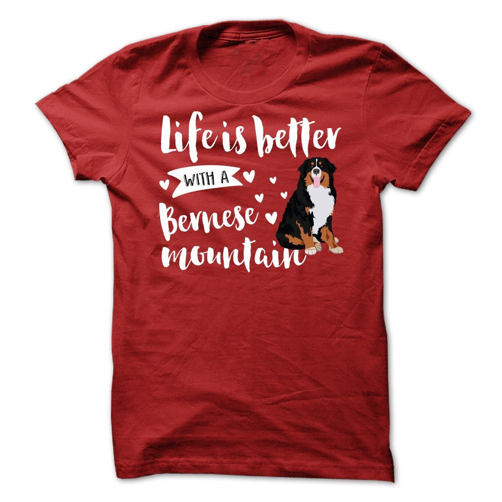 (Top Tshirt Brands) Bernese mountain-Better at Tshirt United States Hoodies, Tee Shirts