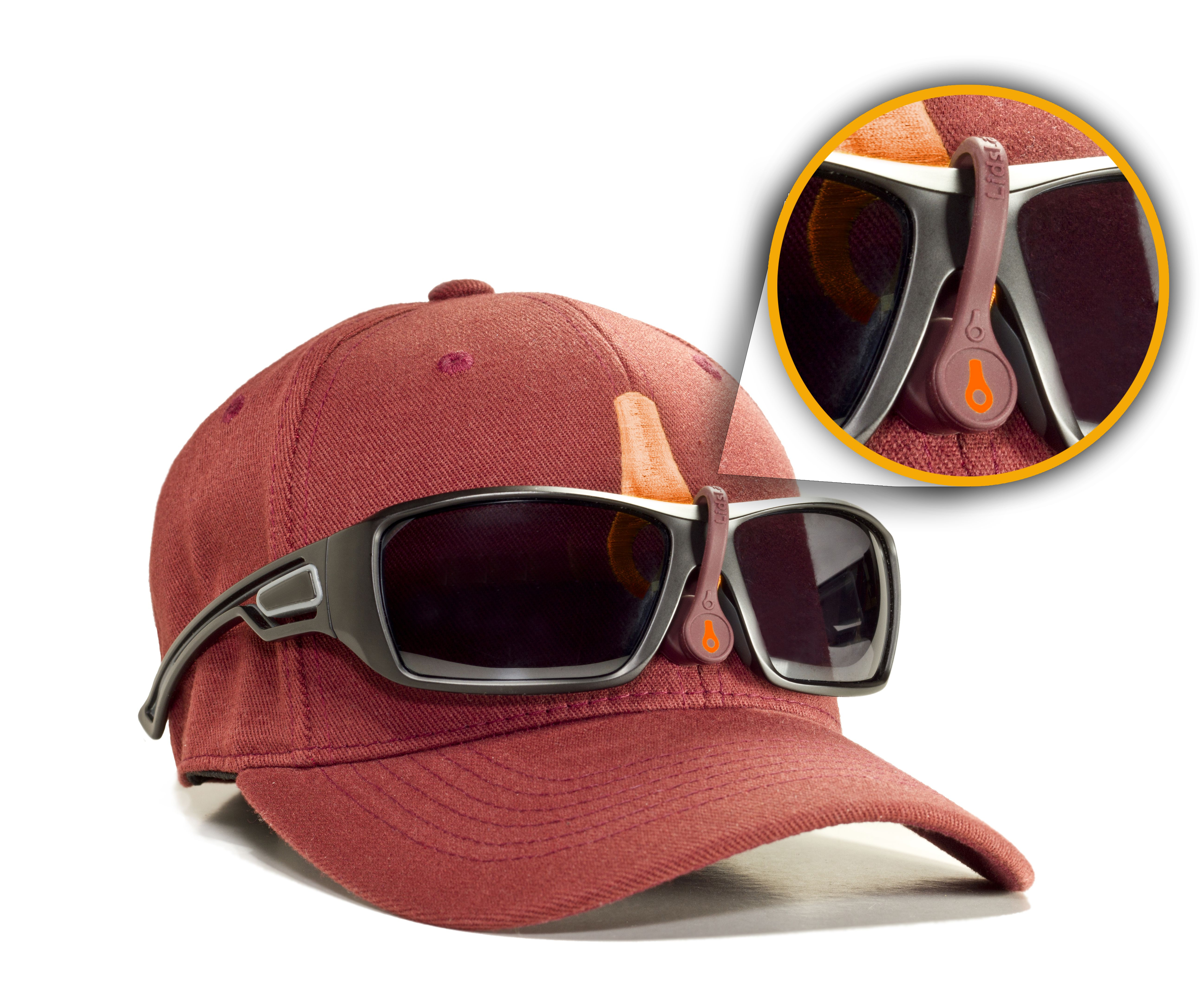New Patent Pending Eyewear Retainer Used With Hats Secure Your Shades To Your Hat And Stop Using Those Sil Sunglasses Strap Eyewear Retainers Sunglass Holder