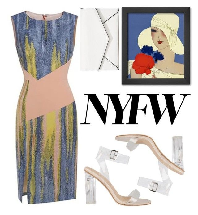 """""""NYFW"""" by zidith ❤ liked on Polyvore featuring LULUS"""