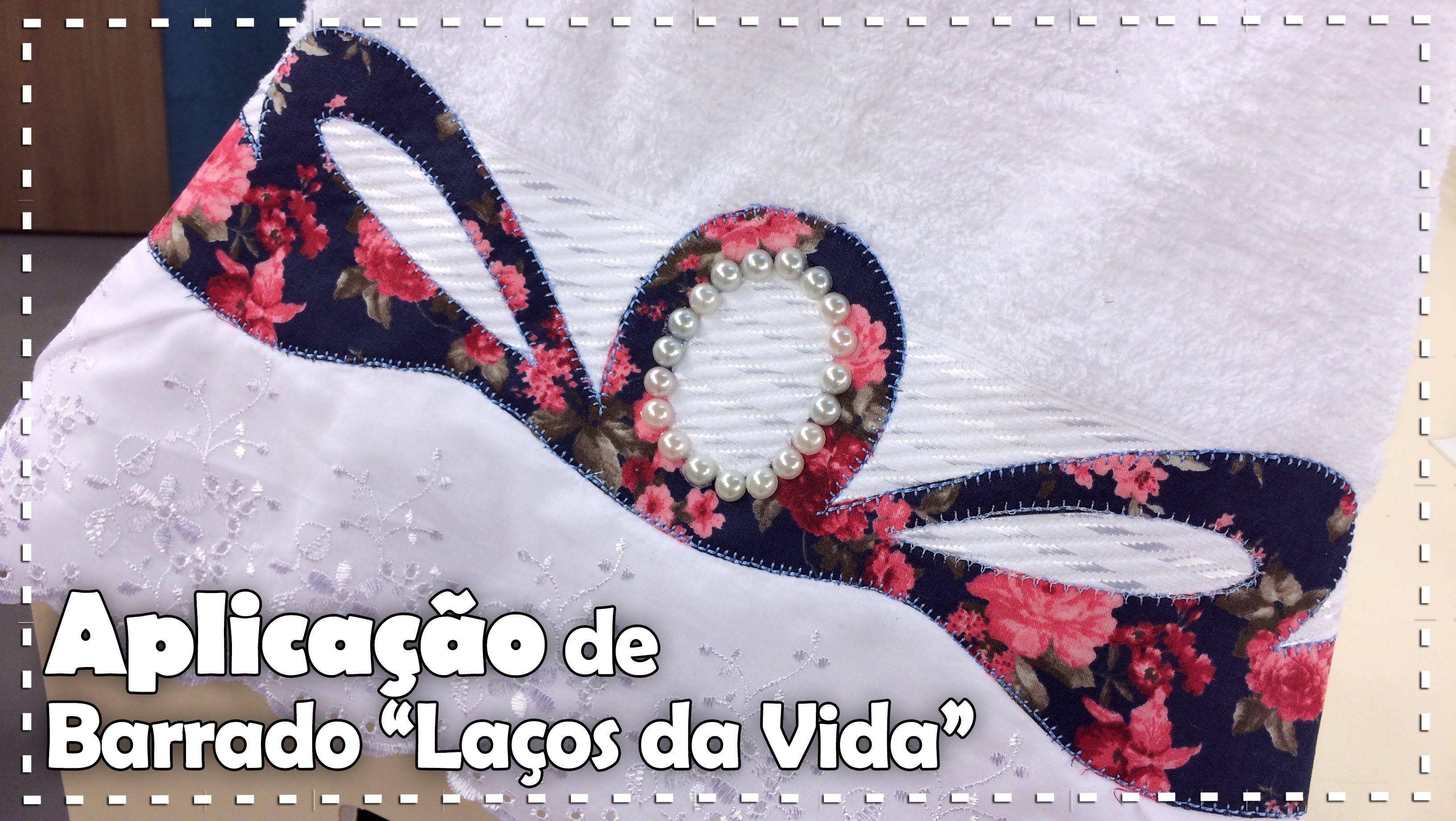 BARRADO LAÇOS DA VIDA com Deize Costa - Programa Arte Brasil - 14/09/2016
