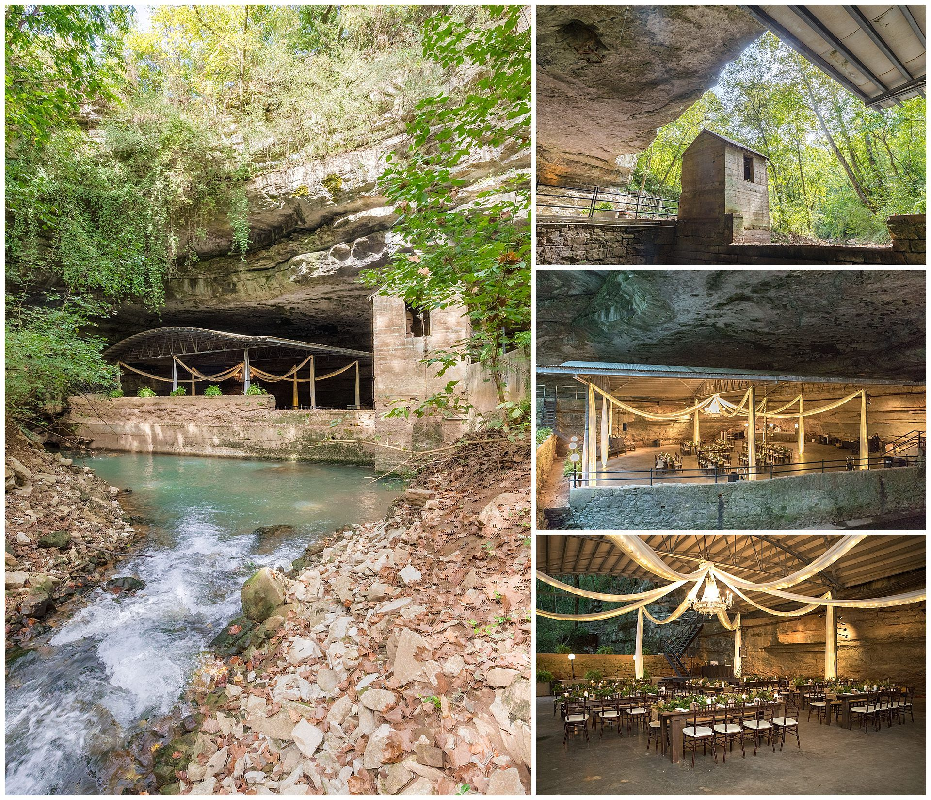 Lost River Cave a Gorgeous Outdoor Wedding Venue in ...