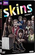 Skins - Liekeissä Kausi 3 (DVD)