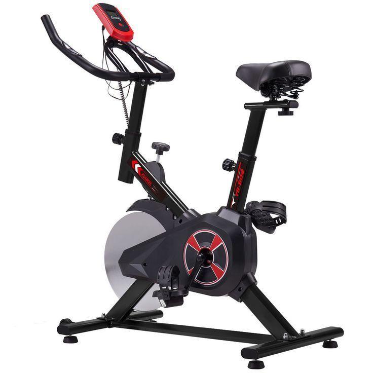 Fitness Fahrrad Hometrainer Heimtrainer Cardio Ergometer