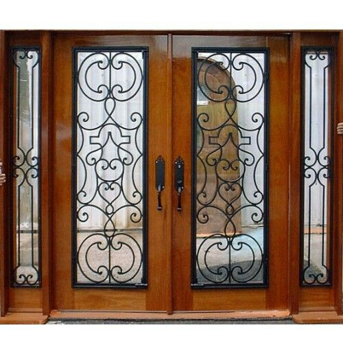 Puerta herreria puertas bonitas pinterest - Puertas de herreria ...