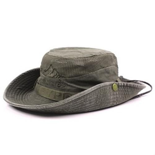 2b712b1f4 Adult Men s Retro Cotton Bucket Hats