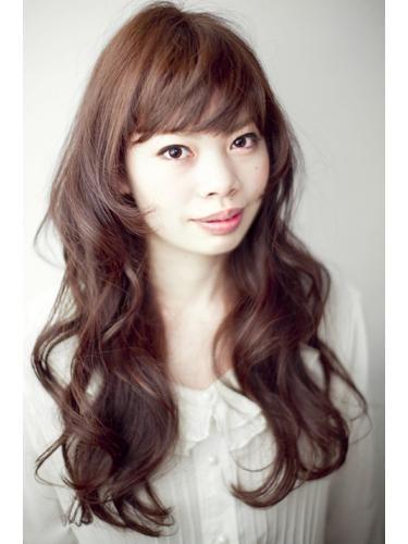 hairdos carl long fringe international hair styles pinterest