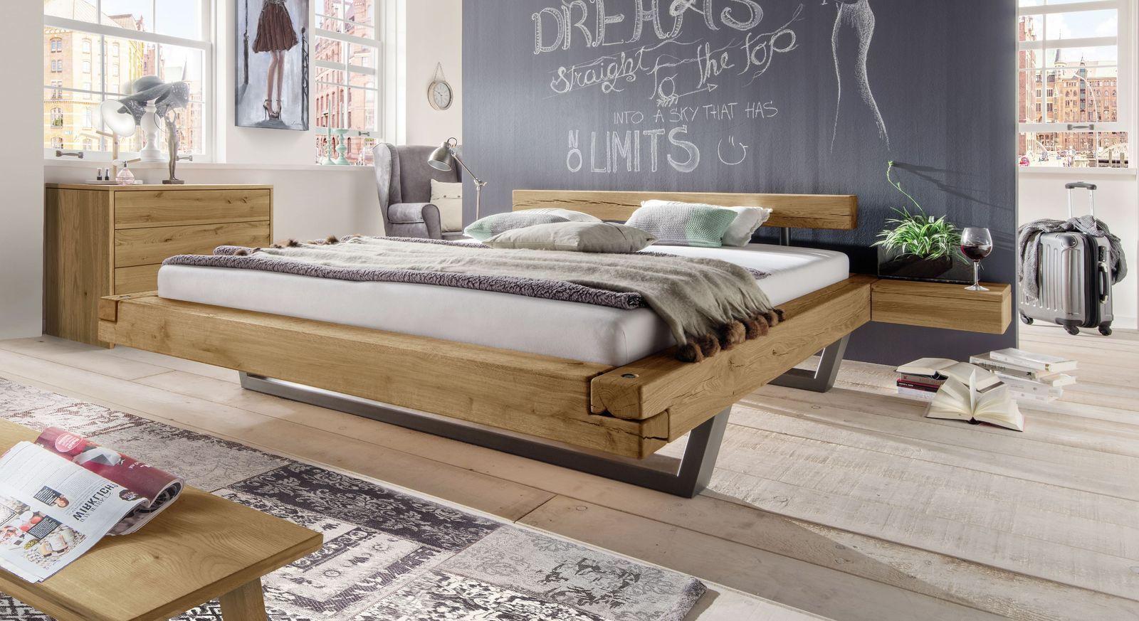 Bett Darica Schwebendes Bett Schwebebett Und Schlafzimmer Design