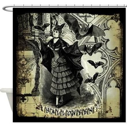 halloween bathroom accessories set - Google Search Classic Horror - halloween bathroom sets