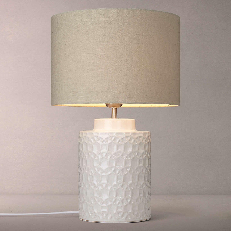John lewis lulworth ceramic table lamps ivory ceramic table lamps buyjohn lewis lulworth ceramic table lamps ivory online at johnlewis aloadofball Choice Image