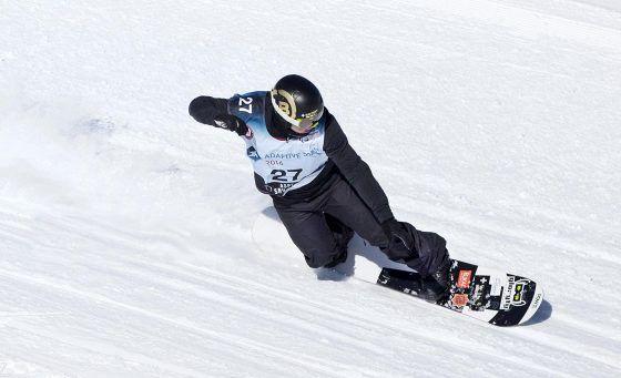 Matti Suur-Hamarin päätähtäin on Etelä-Korean paralympialaisissa vuonna 2018.