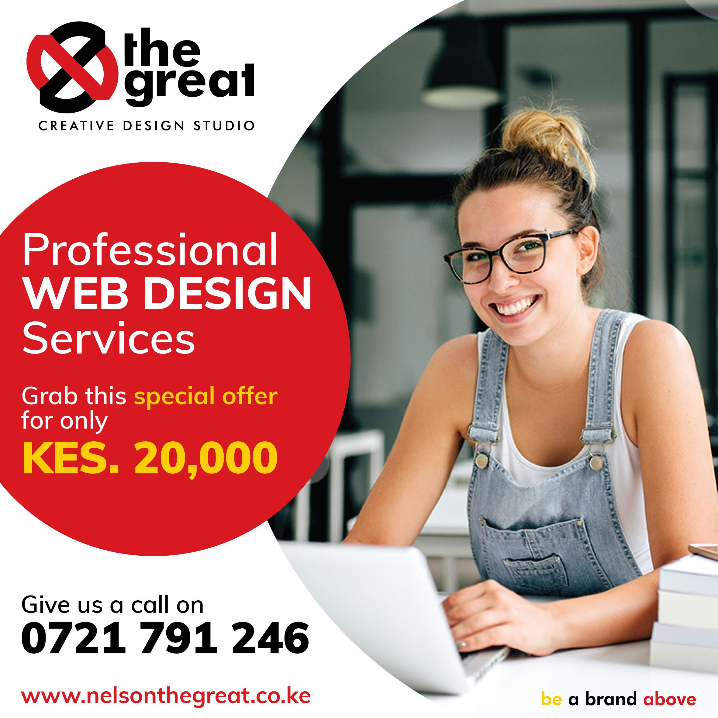 Get Professional Web Design In Kenya For Ksh 20 000 Only Hurry While The Offer Is Valid In 2020 Professional Web Design Web Development Design Web Design