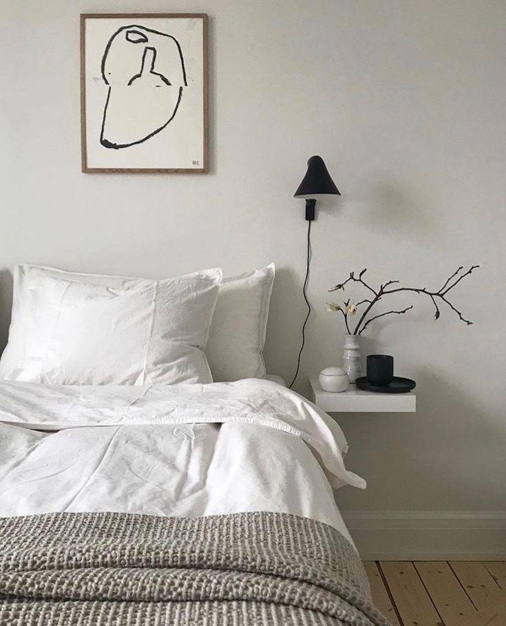 Schlafzimmerdekoration