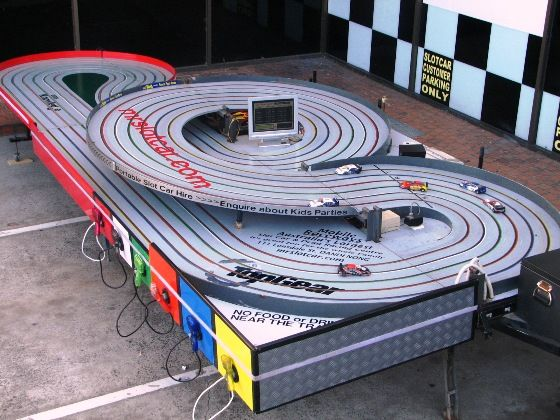 Mobile Raceways Online Slot Cars For Car