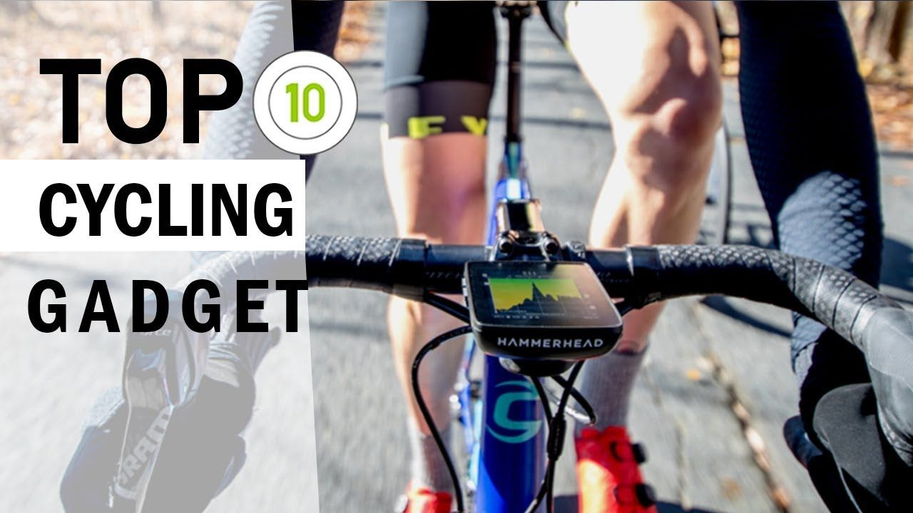 Top 10 Bicycle Accessories Latest Cycling Gadgets Part 1