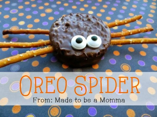 17 Yummy Halloween Treats {a Round-up!}