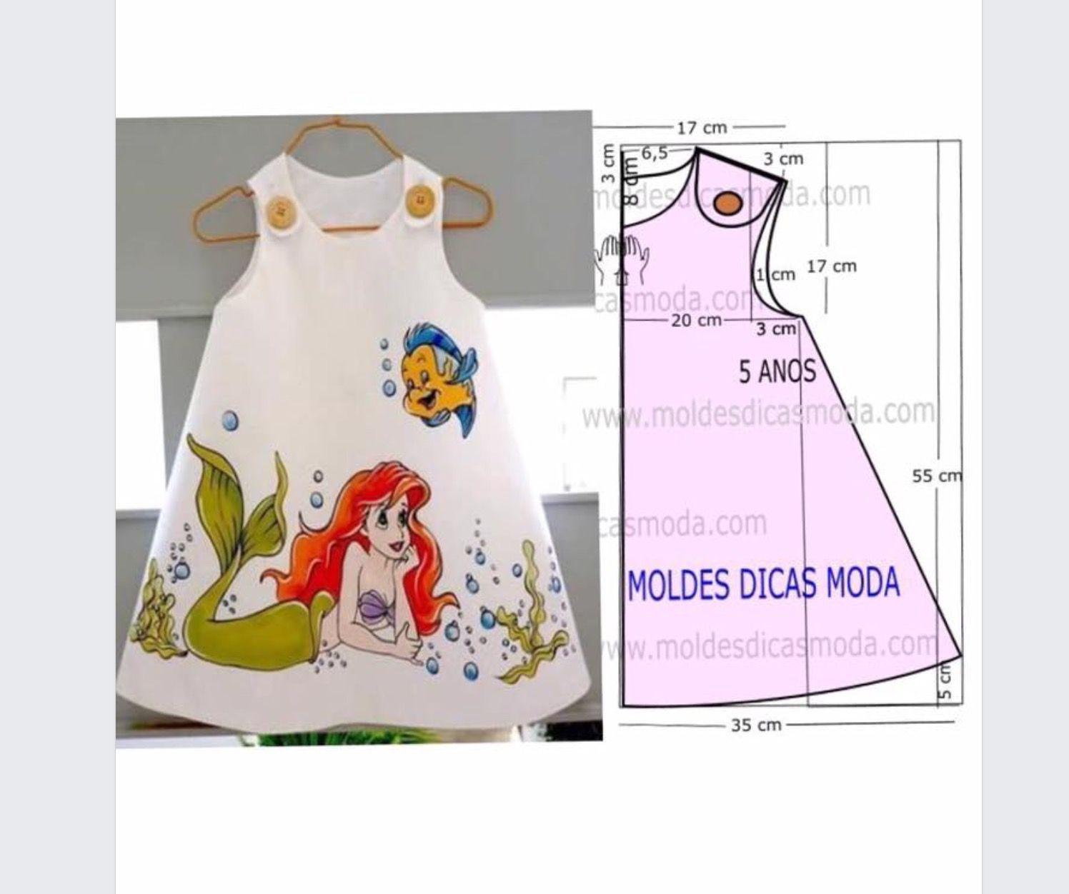 Pin de Denise de O. Menezes en Kids sew etc | Pinterest