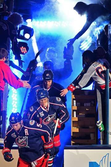 Weekly Snapshots - April 6 - 04/06/2015 - Columbus Blue Jackets - Photos