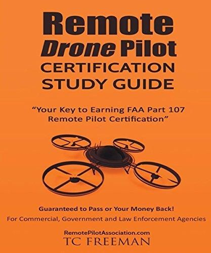 Remote Drone Pilot Certification Study Guide: Your Key To