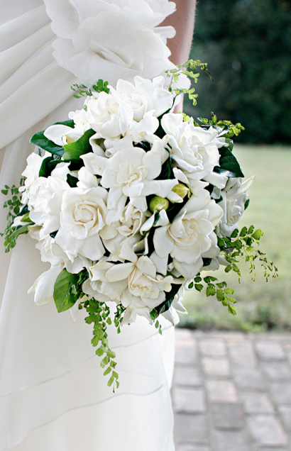 Pin By Sophisticated Floral Designs On Woodland Forest Themed Wedding Floral And Decor Gardenia Wedding Gardenia Wedding Bouquets Wedding Bouquets