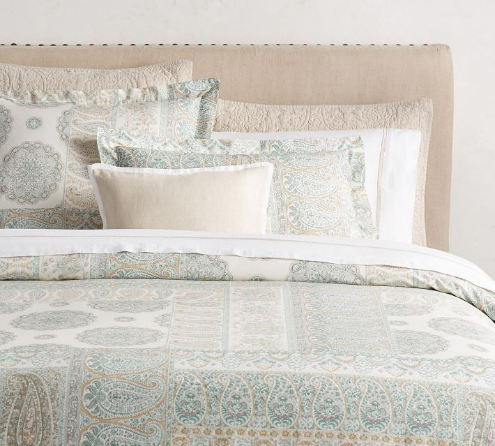 Meagan Paisley Sham With Images Paisley Bedding