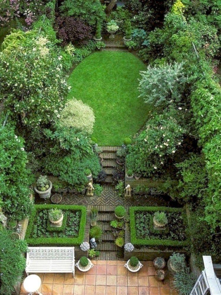 42 Wonderful Backyard Secret Garden Landscaping Design Ideas
