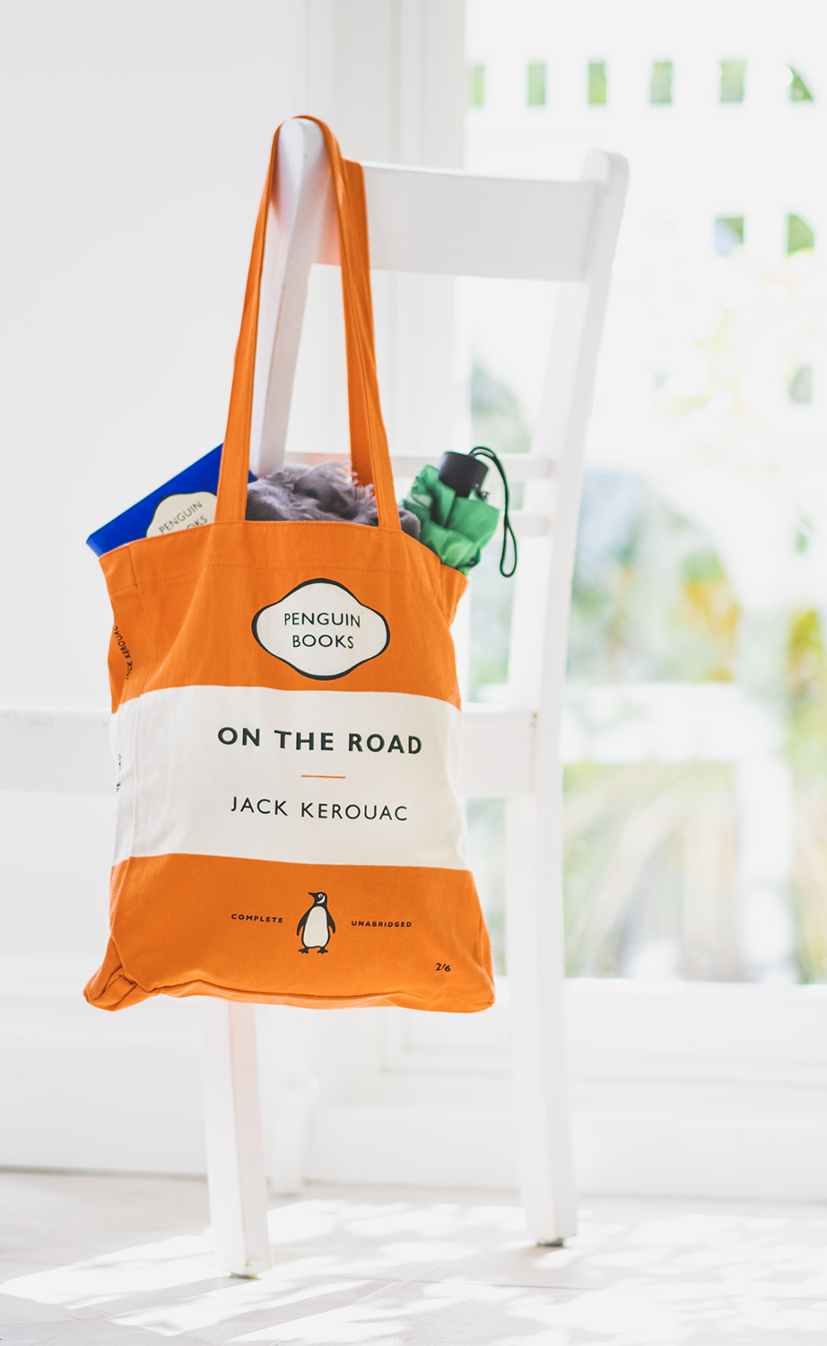 Penguin Book Cover Tote Bag : Our penguin classics tote bags are roomy enough to carry