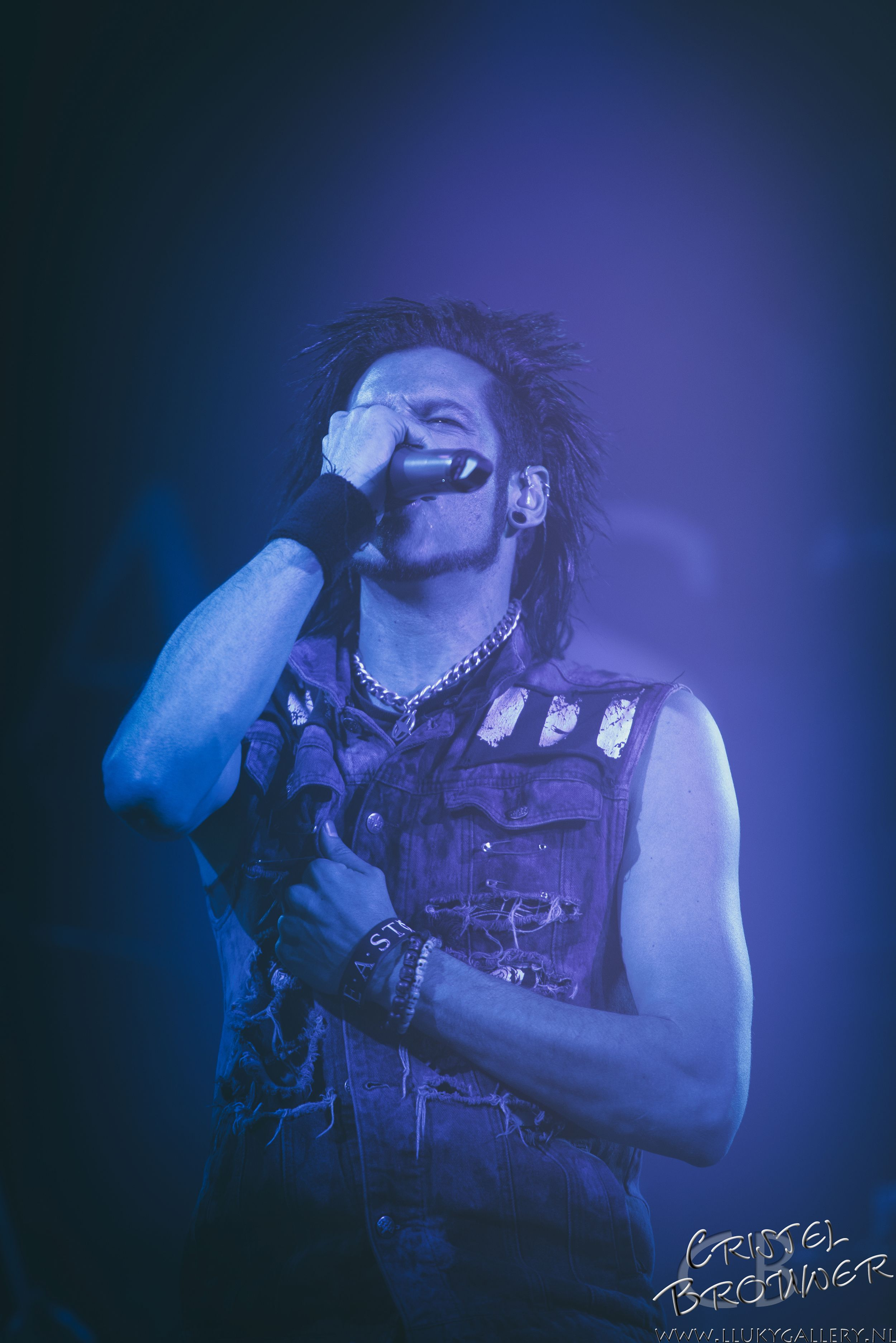 Likeastorm Cooking Up A Storm In Amsterdam Awesome Show Pics Up At Www Llukygallery Nl Enjoy Mattbrooks Chri Like A Storm Chris Brooks Jager Meister