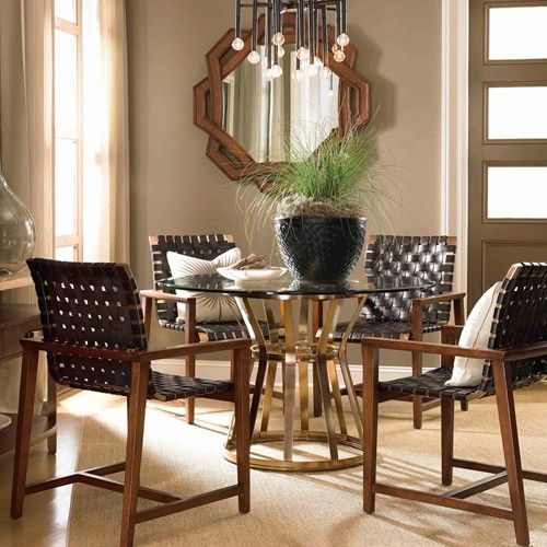 Renderings 5 Piece Dining Table And Chair Set By Drexel Heritage