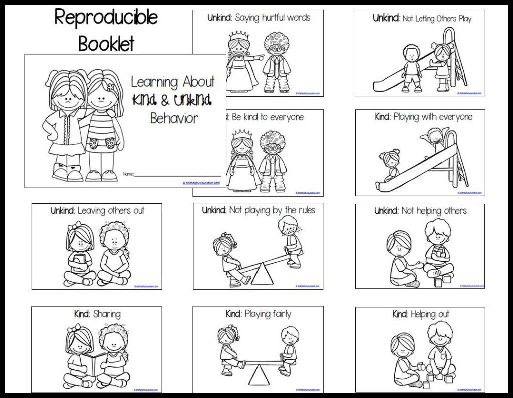 Coping Skills Activities For Kids