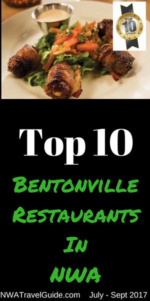 Top 10 Best Restaurants In Bentonville Arkansas
