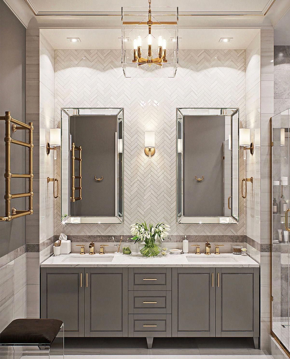 I Love All The Lighting, The Tall Mirrors, The Vanity In