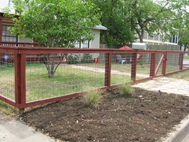 welded wire dog fence. bullwirestainedredwoodjpg 640480 gate ideasfence ideasdog welded wire dog fence